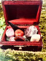 Treasure Chest of Crystals