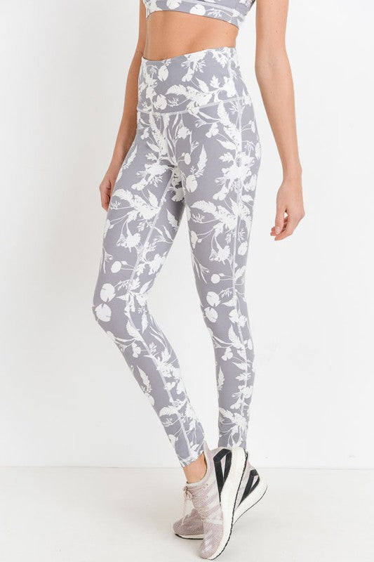 Poppy Work Out Leggings