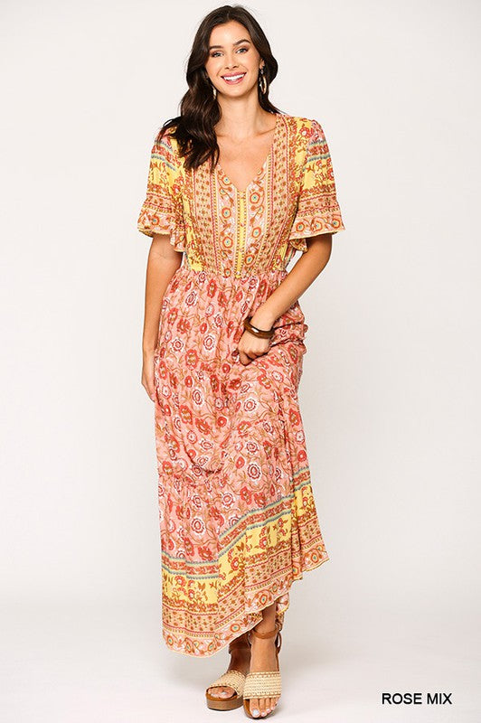 Bohemian Morning Dress