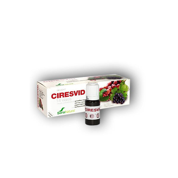CIRESVID. Maisto papildas, 14 but. po 10 ml