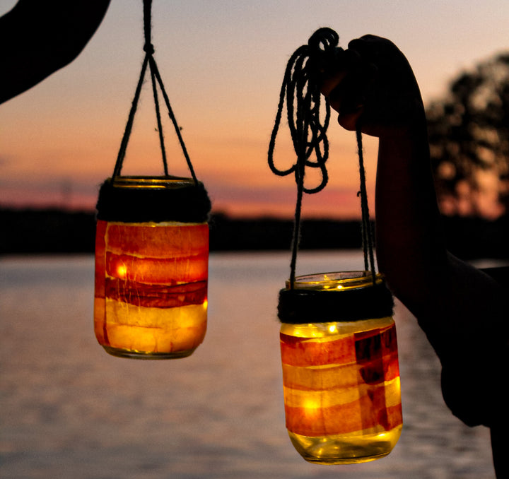Celebrate Martinmas: DIY Lanterns