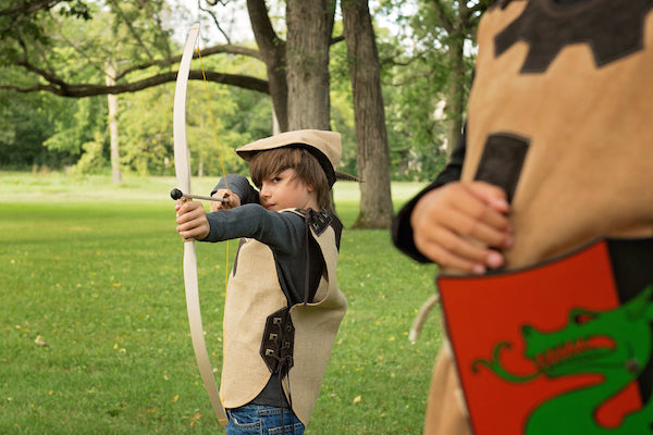 The Benefits of Dress-Up Play for Children