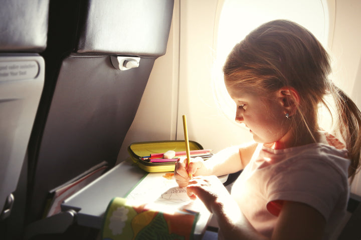 7 Easy Ways to Make Traveling with Children Stress-Free