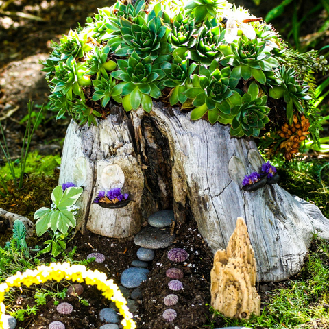 Fairy House in the Woods - Bella Luna Toys