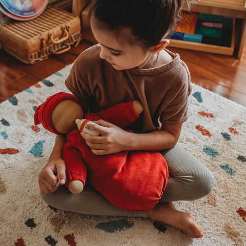 An Introduction to Waldorf Dolls - Moon Child Blog