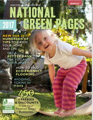 National Green Pages Features Waldorf Wooden Rocker Board