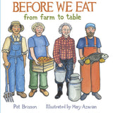 Before We Eat Book