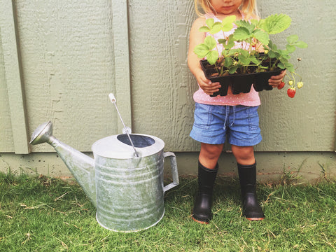 Gardening with Children - Bella Luna Toys