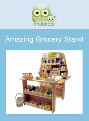 Inhabitots: Amazing Grocery Stand