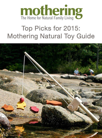 Top Pick for 2015: Mothering Natural Toy Guide