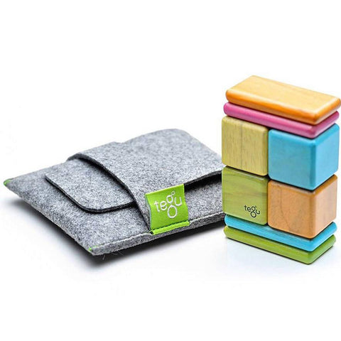 Tegu Magnetic Blocks Pocket Pouch