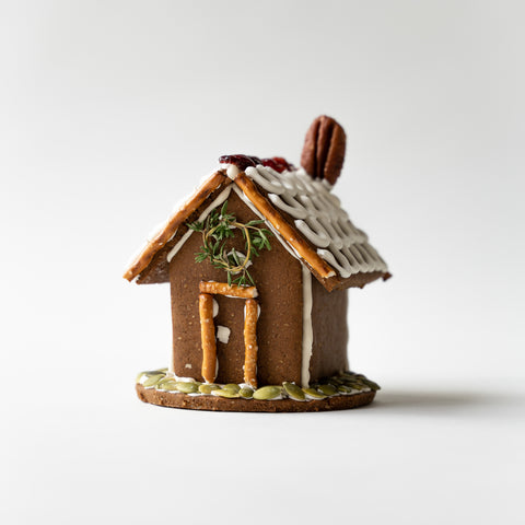 Candy Free Gingerbread Houses Bella Luna Toys