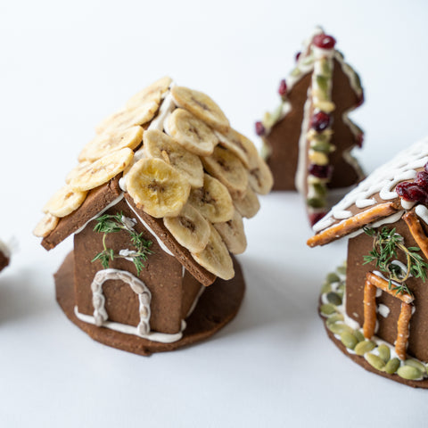 Candy Free Gingerbread House Bella Luna Toys