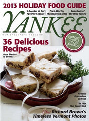 Maine Dory Rocking Boat Featured In Yankee Magazine