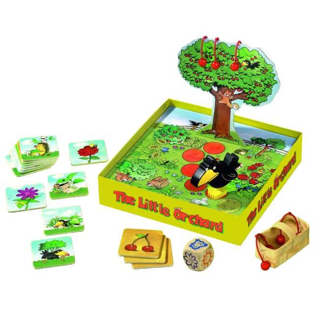 Haba Little Orchard Game | Bella Luna Toys