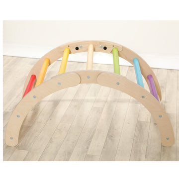 Folding Hump Arch - Climbing - Sawdust and Rainbows