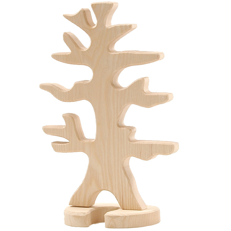 Wooden Bird Tree - Ostheimer - Bella Luna Toys