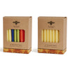 Beeswax Hanukkah Chanukah Candles - Big Dipper Wax Works