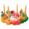 Four Seasons - Seasonal Birthday Ring Candle Holder - Bella Luna Toys