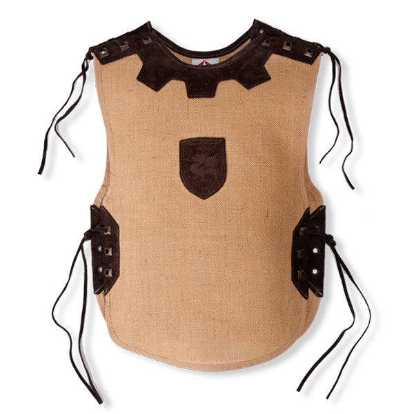 Boys Knights Costume - Jute Tunic