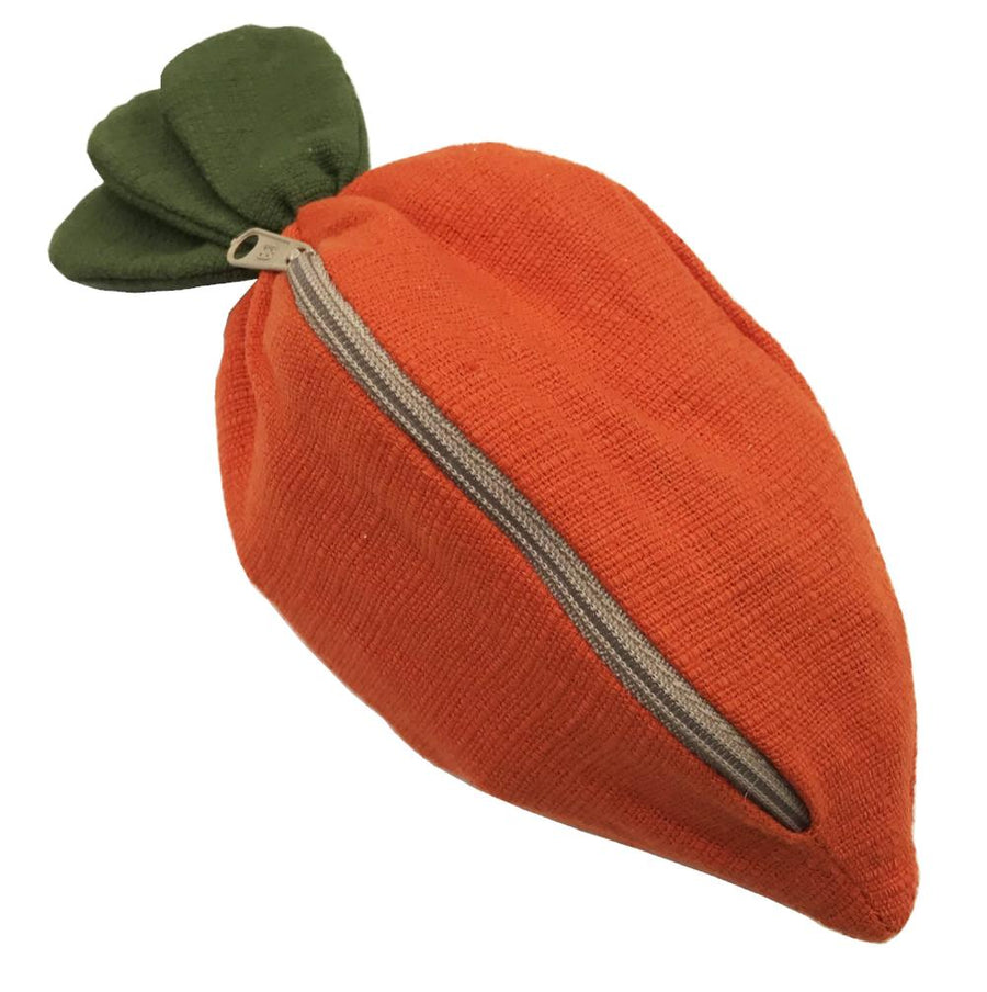Carrot Carrying Case Pouch Bag - Bella Luna Toys