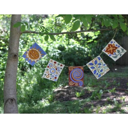 Natural Earth Flags Craft Kit