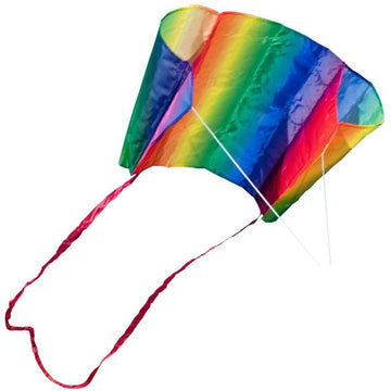 Kids Rainbow Pocket Kite -  Sleddy HQ - Bella Luna Toys