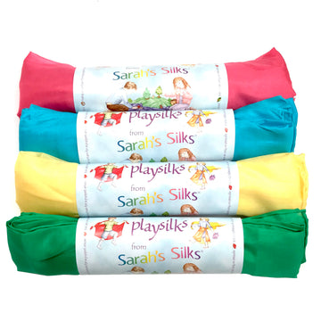 Summer Play Silks Set