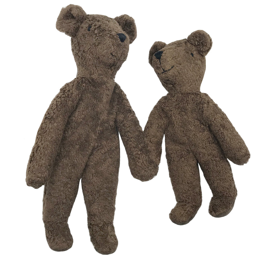 Senger - Organic Brown Teddy Bear - Germany - Bella Luna Toys
