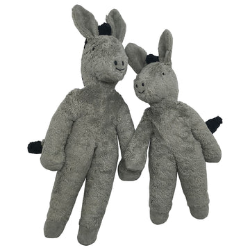 Senger - Organic Soft Plush Donkey - Made in Germany - Bella Luna Toys