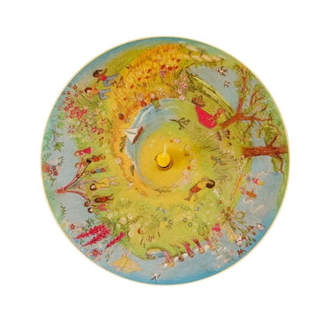 Wooden Seasonal Wheel Summer - Waldorf Family - Bella Luna Toys