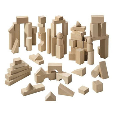 Haba Basic Building Blocks, Large Starter Set