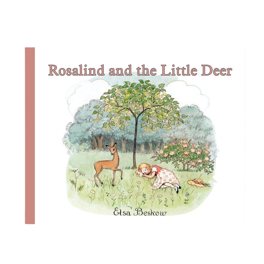 Rosalind and the Little Deer - Elsa Beskow - Bella Luna Toys