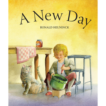 A New Day - Waldorf Board Books - Ronald Heuninck - Bella Luna Toys