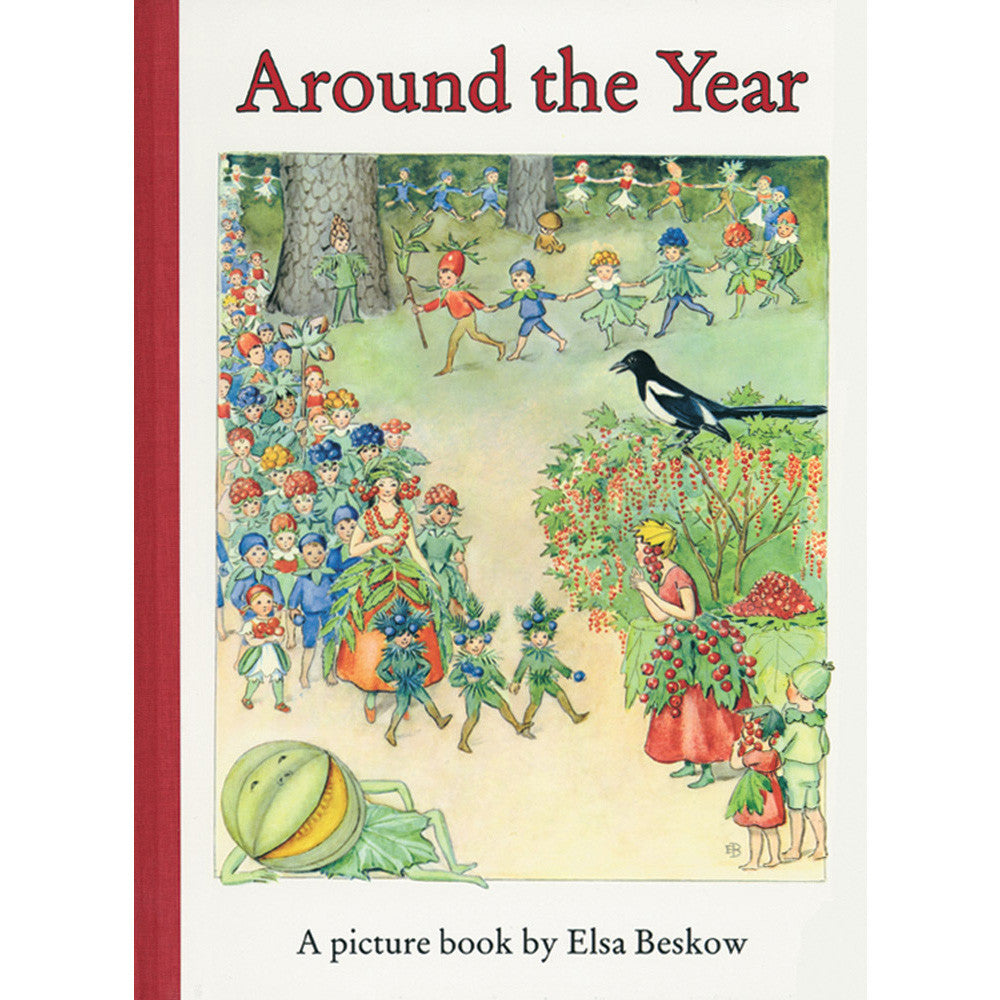 Around the Year by Elsa Beskow