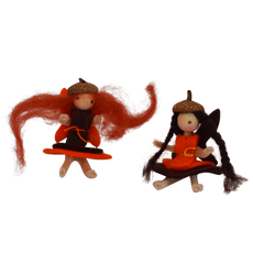 Autumn Fairies Assembled | Bella Luna Toys