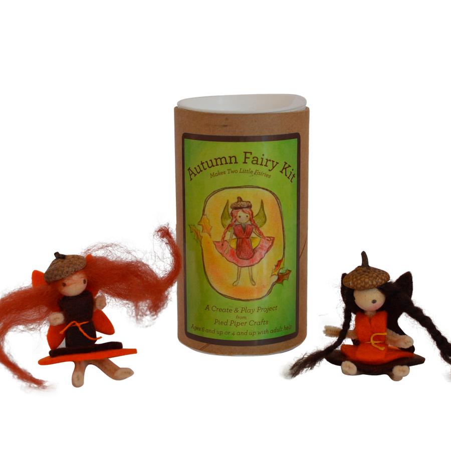 Autumn Fairies Kit and Box | Bella Luna Toys