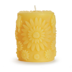 Big Dipper - Beeswax Floral Pillar - Flower Candle - Bella Luna Toys