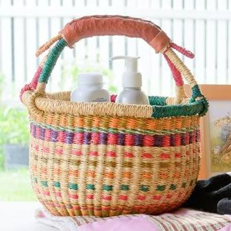 Child's Small Bolga Basket
