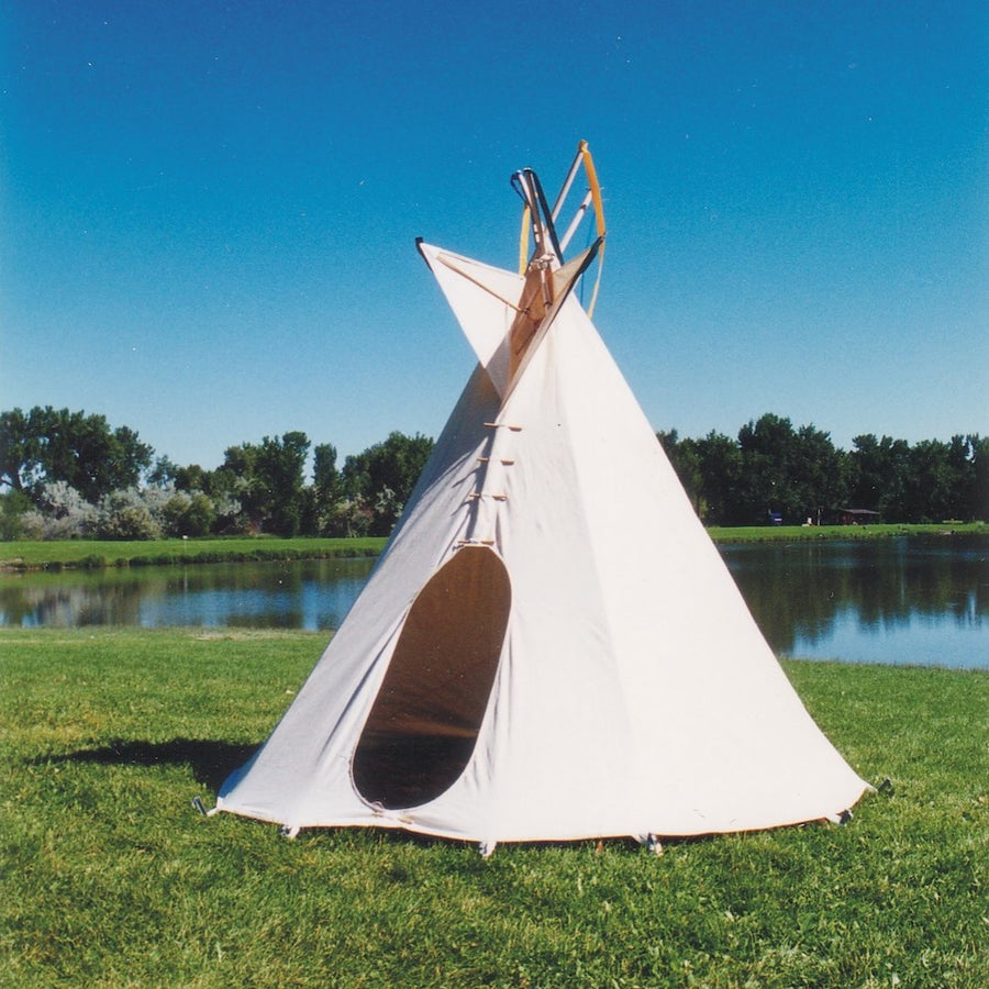 Kid's Backyard Teepee - Tipi