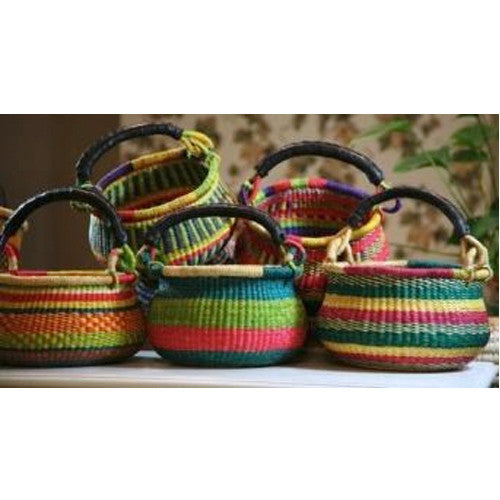Easter Baskets, Ghana Bolga Baskets