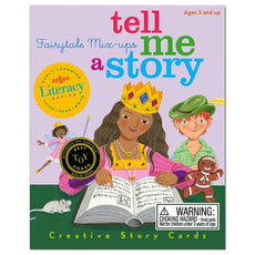 eeBoo Tell Me a Story: Fairy Tale Mix Up, Storytelling Cards
