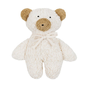 Stuffed Bear Rattle - Efie - Bella Luna Toys