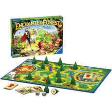 Enchanted Forest Board Game | Ravensburger | Bella Luna Toys