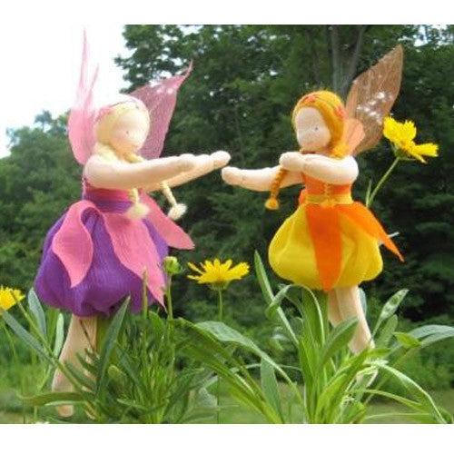 Fairy Dolls, Blossom Fairies by Evi