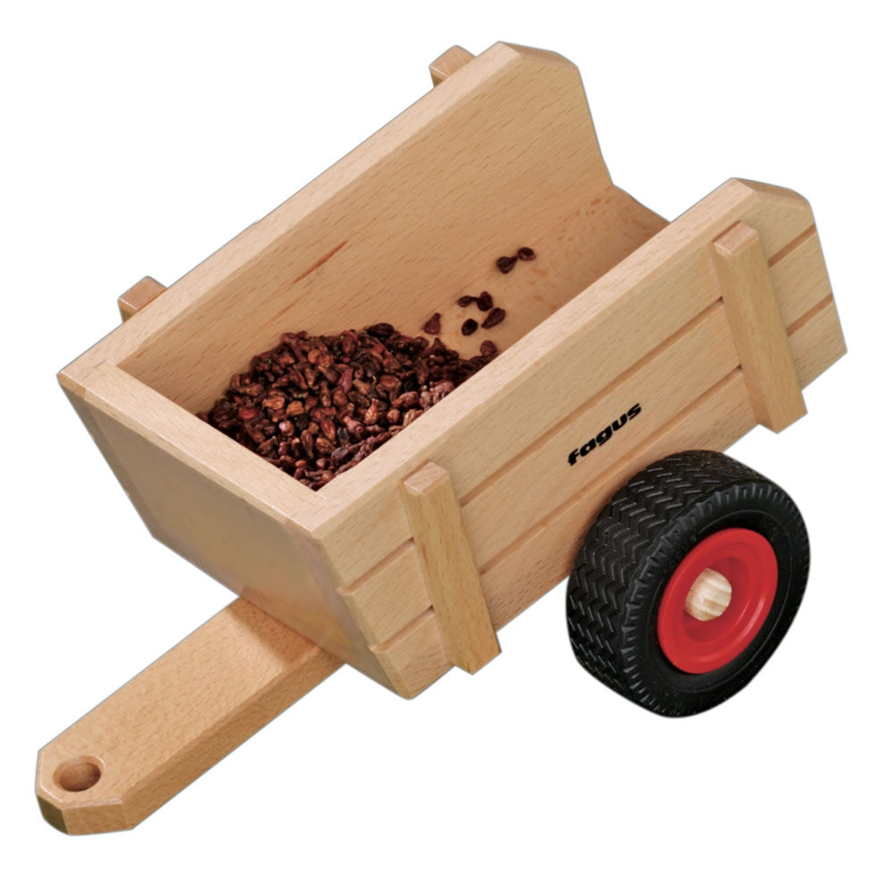 farm cart for wooden toy tractor