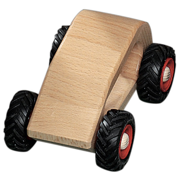 Fagus Wooden Toy Car - Van