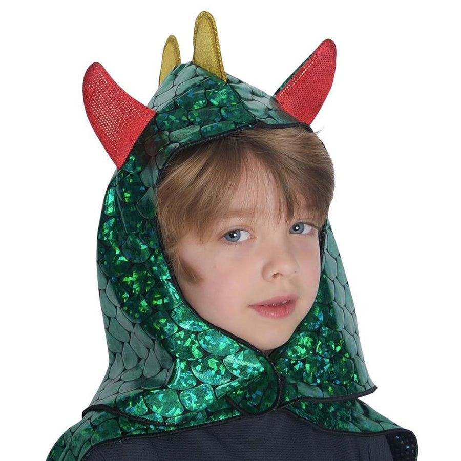 Fairy Finery - Dragon & Knight Reversible Costume - Hat / Helmet