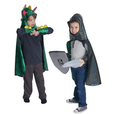 Fairy Finery - Dragon & Knight Reversible Costume