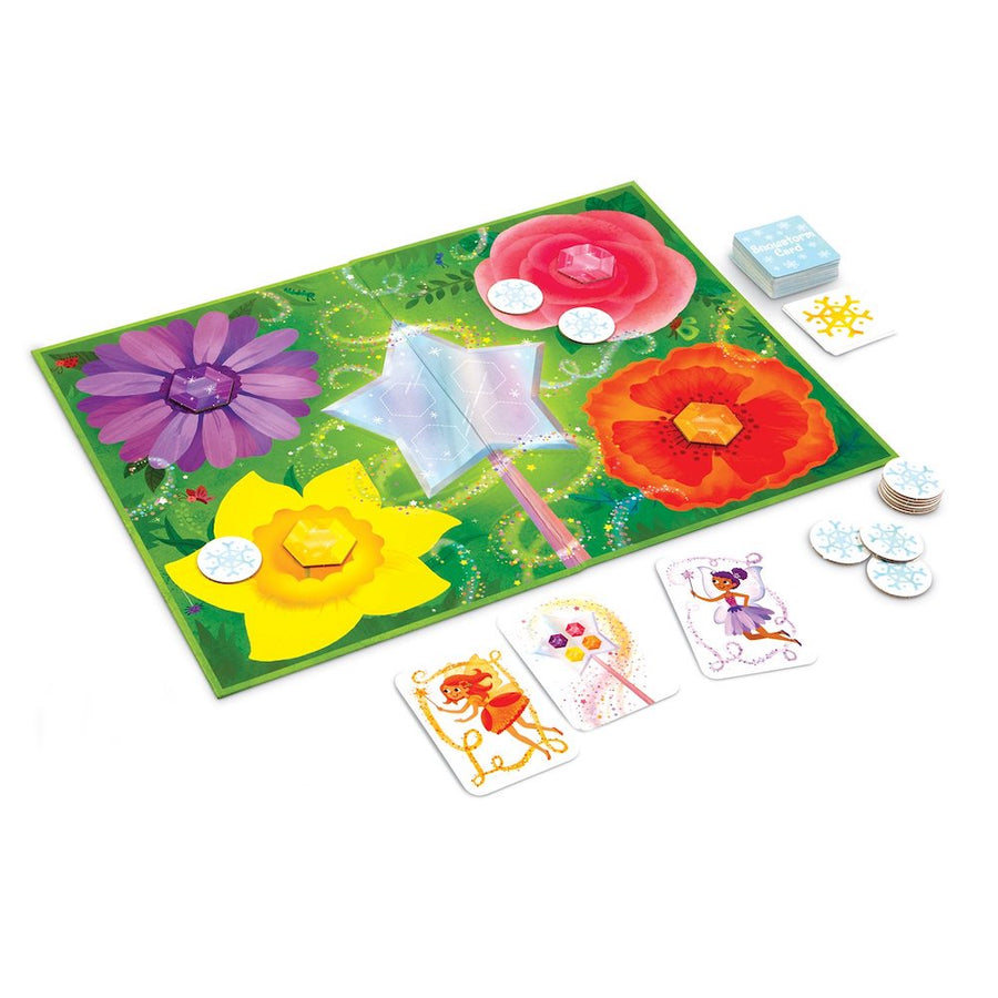 The Fairy Game - Contents - Peaceable Kingdom - Bella Luna Toys